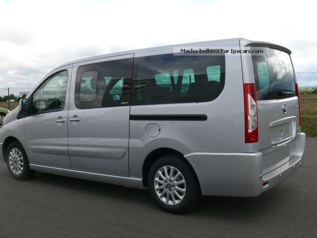 2012 fiat scudo panorama executive l2h1 130 8 seater car photo and specs. Black Bedroom Furniture Sets. Home Design Ideas