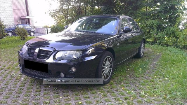 MG  ZT 2.5 V6 2Hand M1 homologated and Au 11/2014 2005 Liquefied Petroleum Gas Cars (LPG, GPL, propane) photo