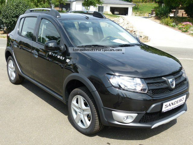 2012 dacia sandero stepway ambiance tce 90 climate cd. Black Bedroom Furniture Sets. Home Design Ideas