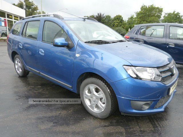 2012 dacia logan mcv prestige tce 90 eco2 car photo and specs. Black Bedroom Furniture Sets. Home Design Ideas