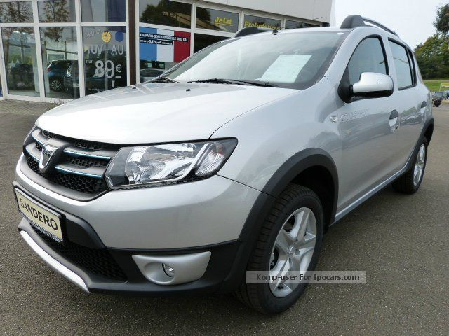 2012 dacia sandero stepway prestige tce 90 car photo and specs. Black Bedroom Furniture Sets. Home Design Ideas