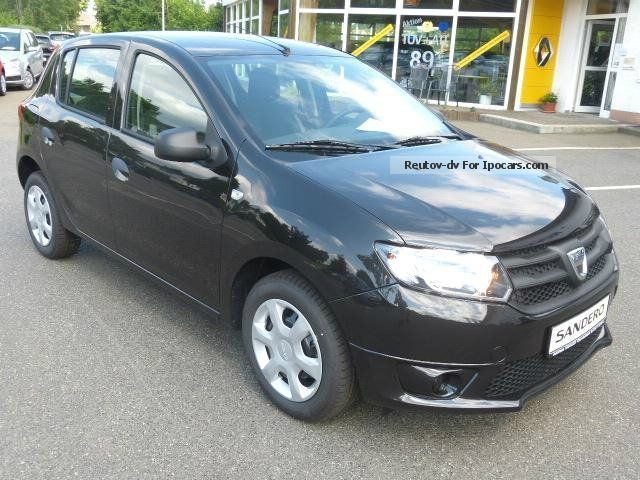 2013 dacia sandero ambiance ii 1 2 16v 75 climate cd car photo and specs. Black Bedroom Furniture Sets. Home Design Ideas