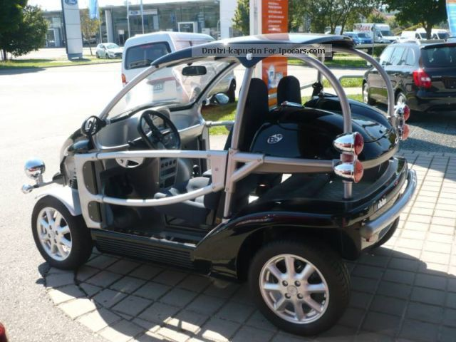 2012 ligier be two buggy car photo and specs. Black Bedroom Furniture Sets. Home Design Ideas