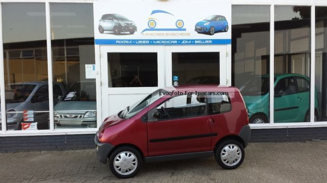 2005 Aixam  400 moped car microcar diesel 45km / h Small Car Used vehicle photo