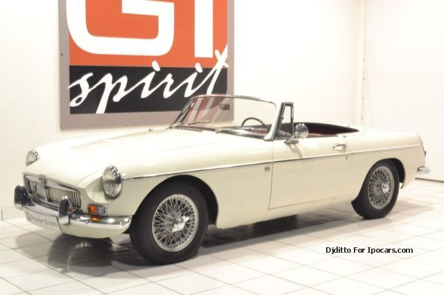 MG  MGB 1967 Vintage, Classic and Old Cars photo
