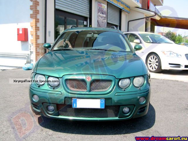 MG  ZT-T190 Tourer Platinum GPL 2002 Liquefied Petroleum Gas Cars (LPG, GPL, propane) photo
