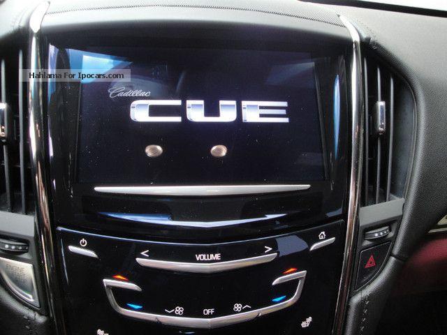 2013 Cadillac Ats 2.0 L Turbo >> 2012 Cadillac ATS 2.0 turbo model 2013 Premium Europe ...