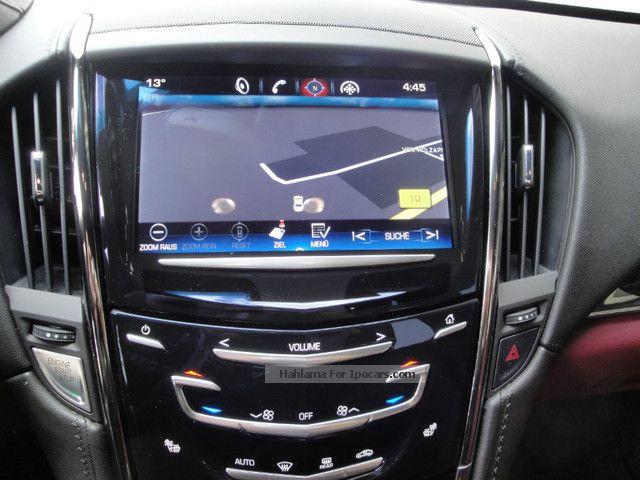 2013 Cadillac Ats 2 0 L Turbo >> 2012 Cadillac ATS 2.0 turbo model 2013 Premium Europe - Car Photo and Specs