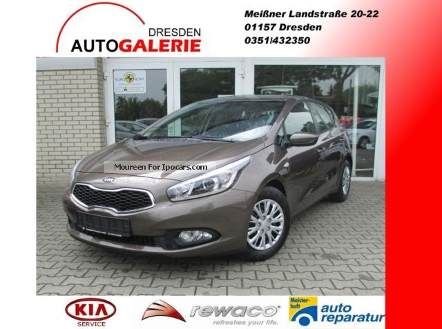 Kia  Ceed 1.6 GDi, LPG, air, NSW, Lederlenkr 2012 Liquefied Petroleum Gas Cars (LPG, GPL, propane) photo