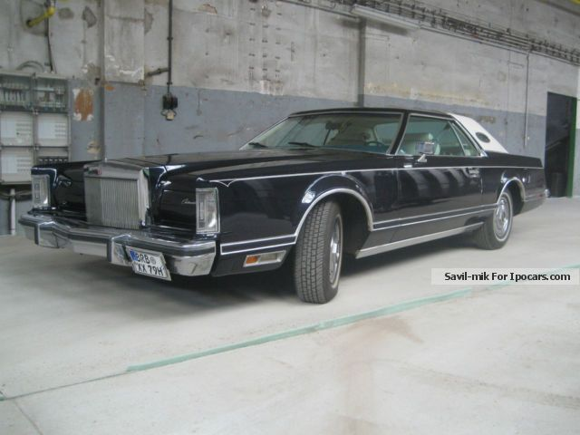 2012 Lincoln  Continental Sports Car/Coupe Classic Vehicle(  Accident-free) photo