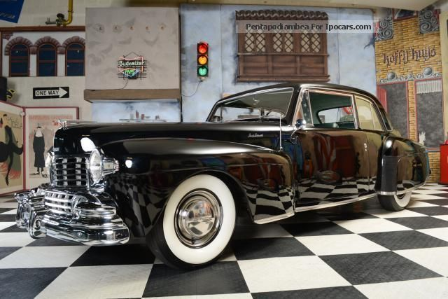 lincoln town car continental  coupe car photo