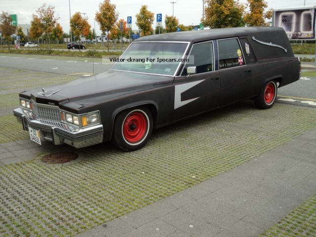 Cadillac  Fleetwood 1978 Vintage, Classic and Old Cars photo