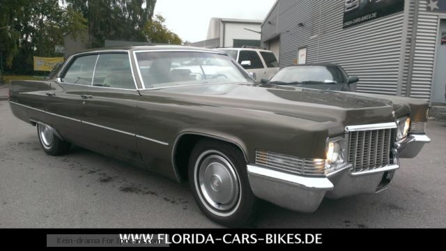 Cadillac  7.7 FROM CADILLAC DEVILLE V8 CLUB OF FLORIDA!! 1970 Vintage, Classic and Old Cars photo