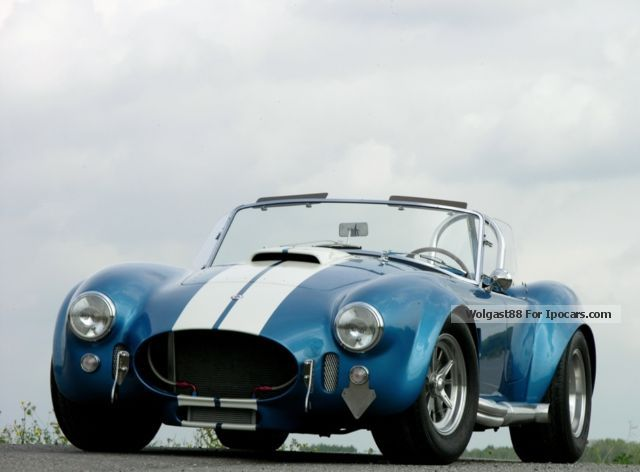 Cobra  Shelby under license - ROUSH 427R - Superformance 1968 Vintage, Classic and Old Cars photo
