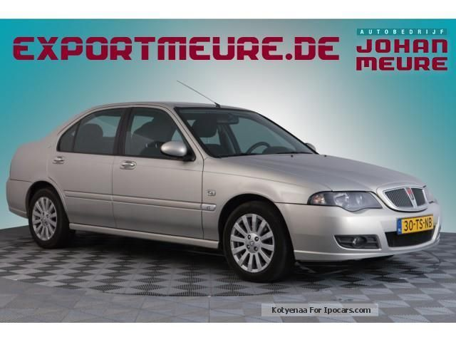 2007 Rover  45 2.0 IDT Club Sedan Saloon Used vehicle photo
