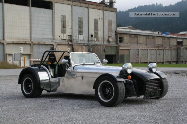 1997 Caterham  Super Seven S3 Sports Car/Coupe Used vehicle photo