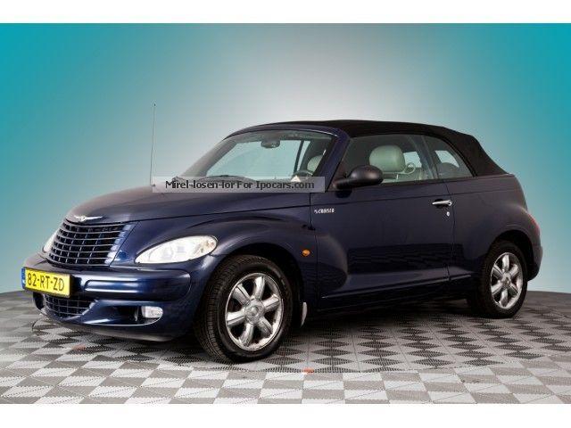 2012 chrysler pt cruiser convertible 2 4 16v car photo. Black Bedroom Furniture Sets. Home Design Ideas
