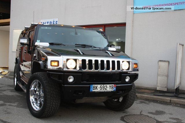 Hummer  H2 BLACK DIAMOND 6.2L 398CH 2008 Liquefied Petroleum Gas Cars (LPG, GPL, propane) photo