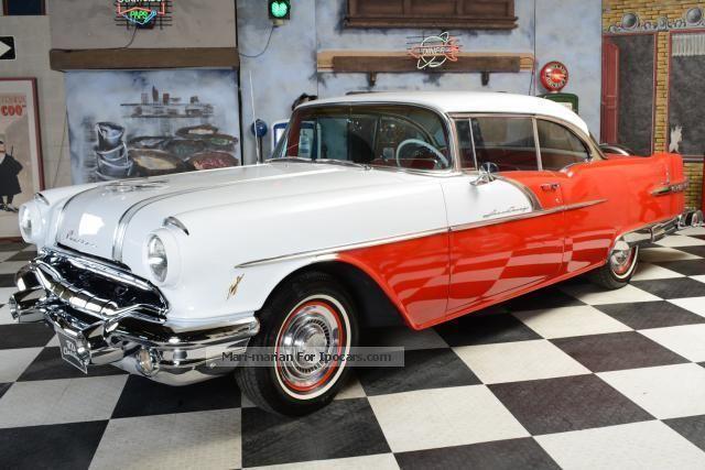 1956 pontiac bonneville star chief 2 dr hardtop for 1956 pontiac 4 door hardtop
