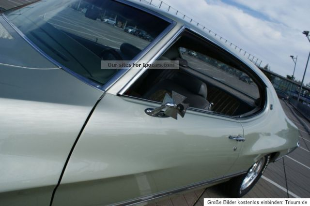 Pontiac  Luxury LeMans 1972 Vintage, Classic and Old Cars photo