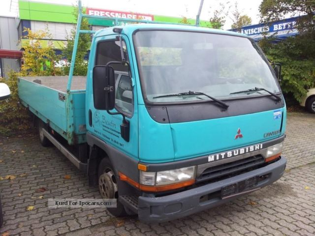 1999 Mitsubishi  Canter D 35 BK Other Used vehicle(  Accident-free) photo