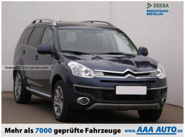 2007 Citroen  C-Crosser 2.2 HDI 2007 Off-road Vehicle/Pickup Truck Used vehicle photo