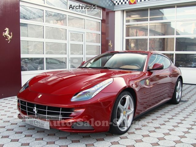 2012 Ferrari FF with panoramic roof! LP over 305,000 Eur ...
