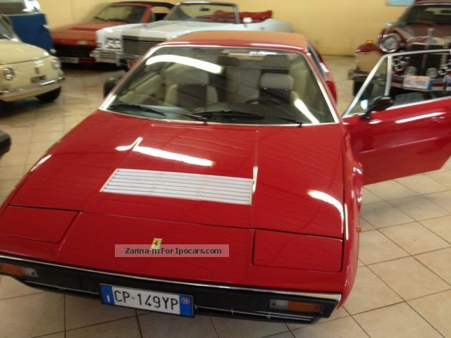 1979 Ferrari  208 GT 4, firsthand, excellent condition Sports Car/Coupe Classic Vehicle photo