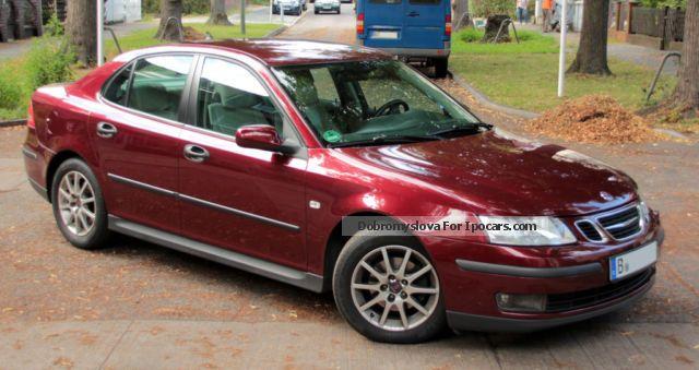 2003 Saab  9-3 1.8 t Aut. Arc Saloon Used vehicle(  Accident-free) photo
