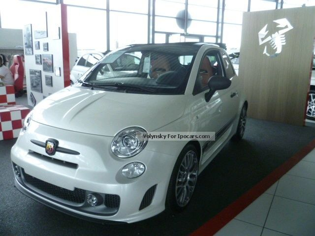 2013 Abarth  500C 595 Competizione 1.4 T-Jet 118kW Sof Saloon Pre-Registration (  Accident-free ) photo