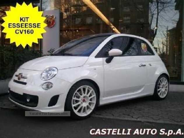 2012 Abarth  1.4 Turbo T-Jet MTA ESSEESSE CV160 KONI Sports Car/Coupe Used vehicle photo