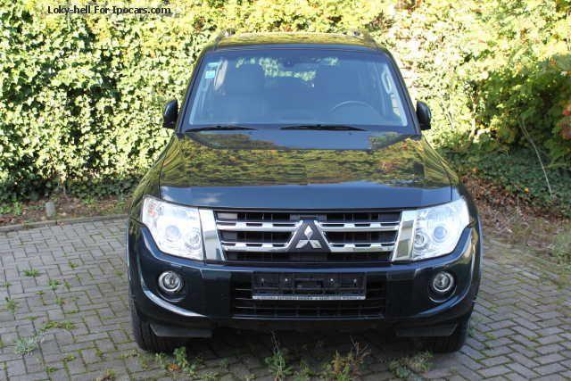 2012 Mitsubishi  Pajero 3.2 DI-D 5-door (auto) Instyle Off-road Vehicle/Pickup Truck Used vehicle photo