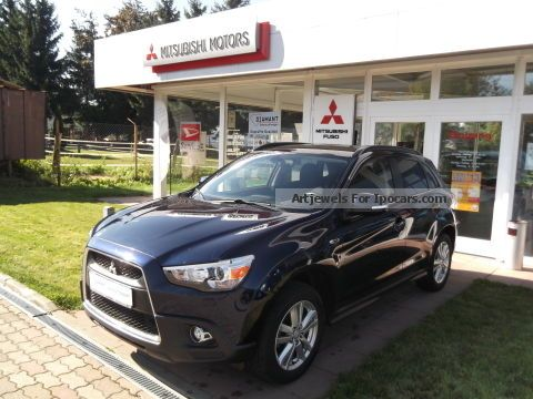 2010 Mitsubishi  ASX 1.6 Intense Off-road Vehicle/Pickup Truck Used vehicle photo