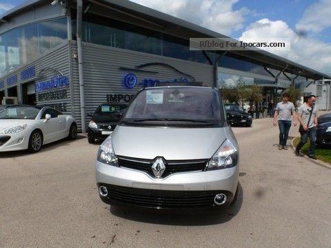 2013 Renault  Alyum Espace dCi 150 7Places Van / Minibus Used vehicle photo