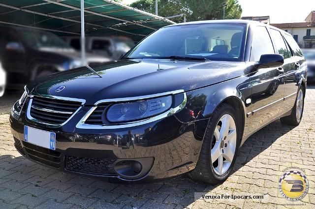 2006 Saab  9-5 1.9 TiD 16V S.W. Linear Estate Car Used vehicle photo