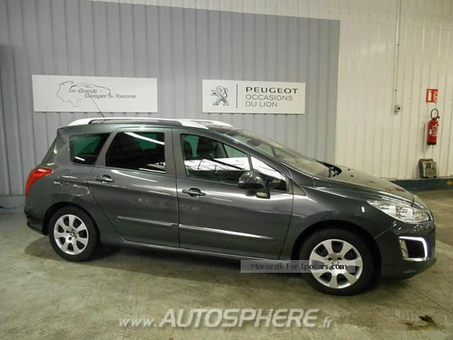 2012 peugeot 308 sw 1 6 e fap hdi112 business pack car photo and specs. Black Bedroom Furniture Sets. Home Design Ideas