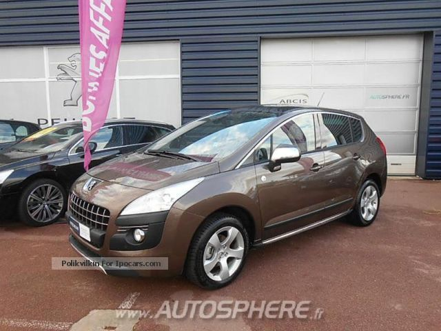 2013 peugeot 3008 1 6 hdi115 fap napapijri car photo and specs. Black Bedroom Furniture Sets. Home Design Ideas