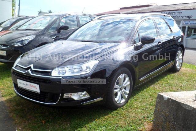 2012 Citroen  Citroën C5 tour. Excl. HDI 165 Auto Navigation Teilleder Estate Car Used vehicle photo
