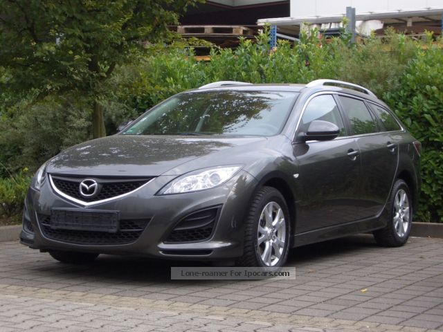 2010 Mazda  6 Sport 2.2 CD DPF center line Saloon Used vehicle photo