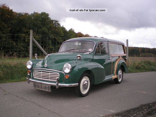Austin  Morris Minor 1967 Vintage, Classic and Old Cars photo
