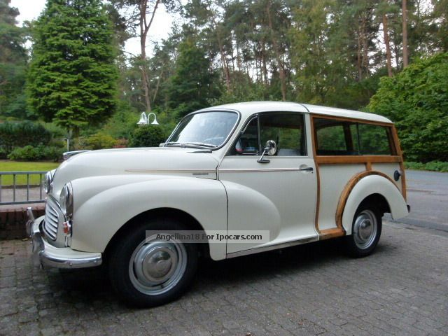 Austin  Morris Minor Traveller left hand 1970 Vintage, Classic and Old Cars photo
