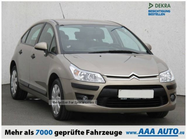 2009 Citroen  C4 1.4 16V 2009 Small Car Used vehicle photo