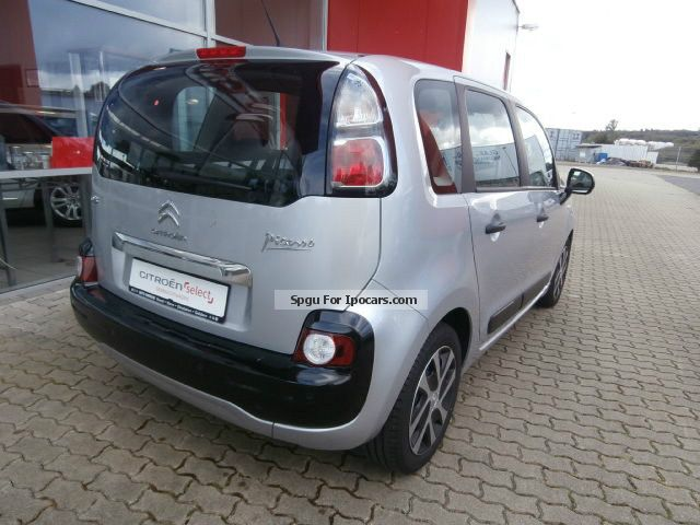 2013 citroen citro n c3 picasso top nw warranty 1 4 vti 95 tend car photo and specs. Black Bedroom Furniture Sets. Home Design Ideas
