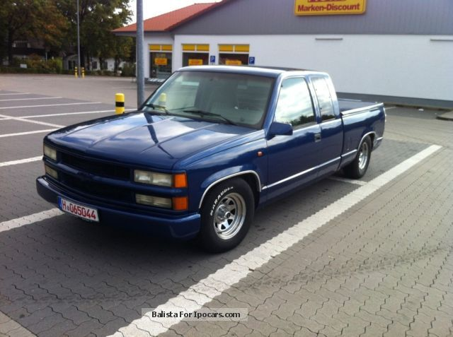 1996 Chevrolet  C1500 NEW TÜV all registered truck Off-road Vehicle/Pickup Truck Used vehicle(  Accident-free) photo