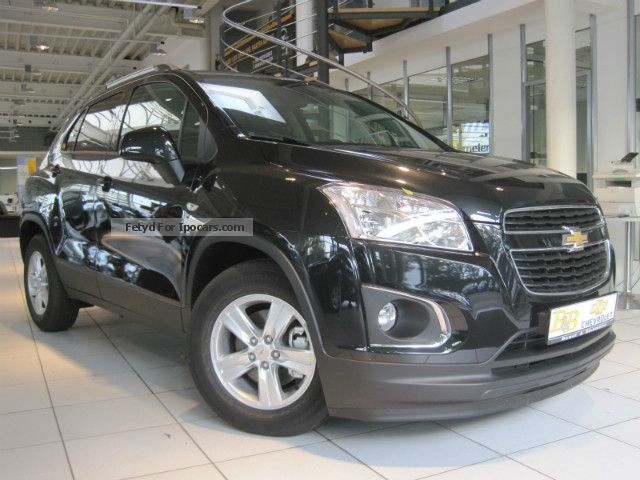 2012 Chevrolet  Trax 1.4 LS + Off-road Vehicle/Pickup Truck New vehicle photo
