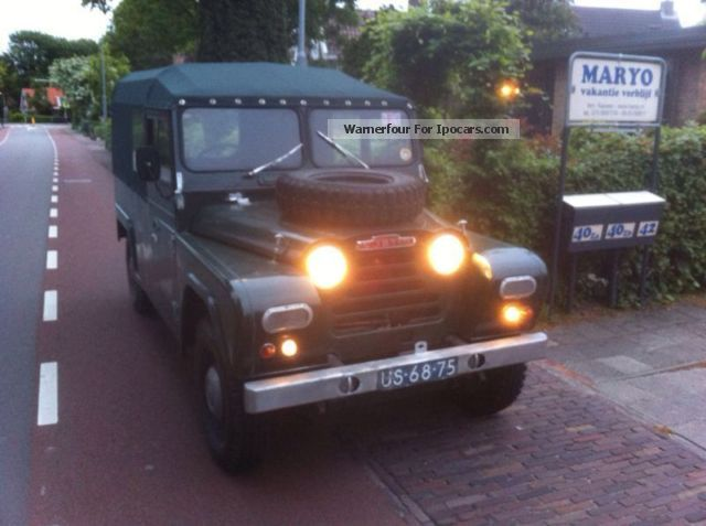 Austin  Gipsy 1965 Land Rover Rare vintage no 1965 Vintage, Classic and Old Cars photo
