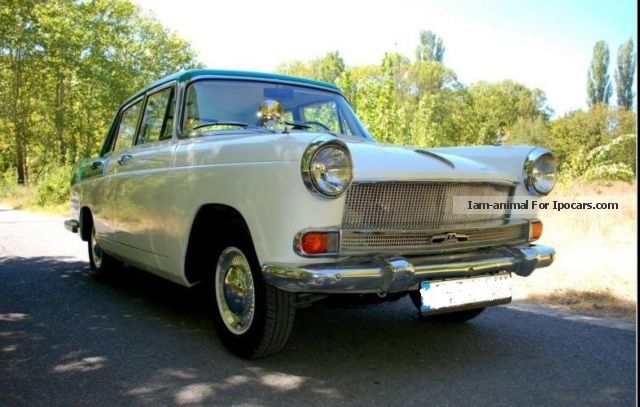 Austin  Cambridge A55 1968 Vintage, Classic and Old Cars photo