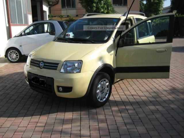 2012 Fiat  Panda 1.2 4x4 Other Used vehicle photo