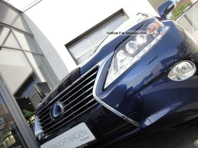 2013 Lexus  RX 450h Executive Line Head-Up ** Sunroof ** Off-road Vehicle/Pickup Truck Demonstration Vehicle (  Accident-free ) photo