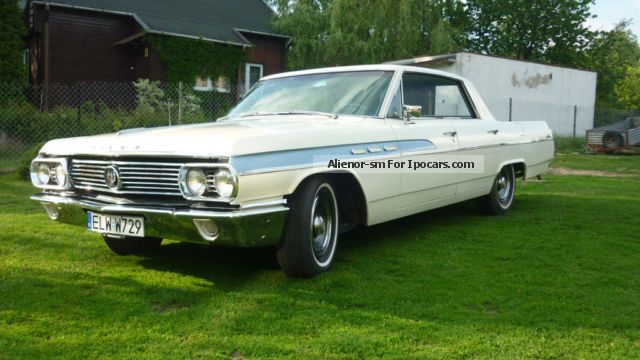 1963 Buick  Le Sabre 6.6 V8 Automatic SUPER CONDITION!! Saloon Used vehicle(  Accident-free) photo